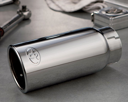 Tacoma Chrome Exhaust Tip (2016 - 2018)