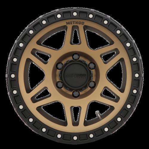 MR312 Bronze Method Wheels