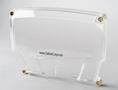 4A-GE 16v TRANSVERSE Clear Cam Gear Cover