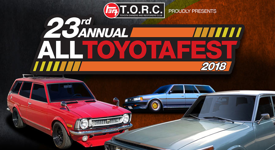 Marvelous 23rd Annual ToyotaFest Long Beach June 2nd, 2018