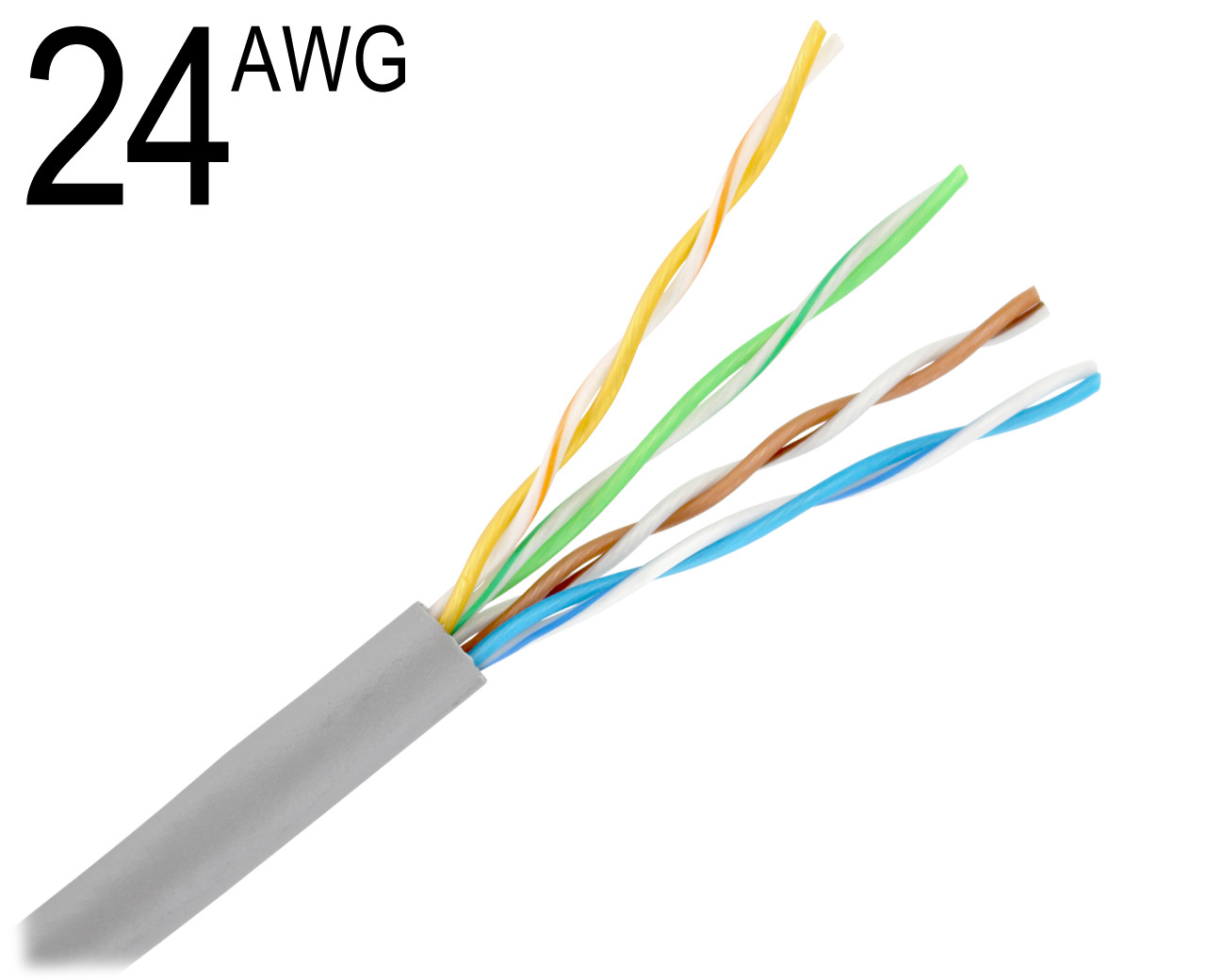 24 Gauge Stranded Electrical Wire - WIRE Center •