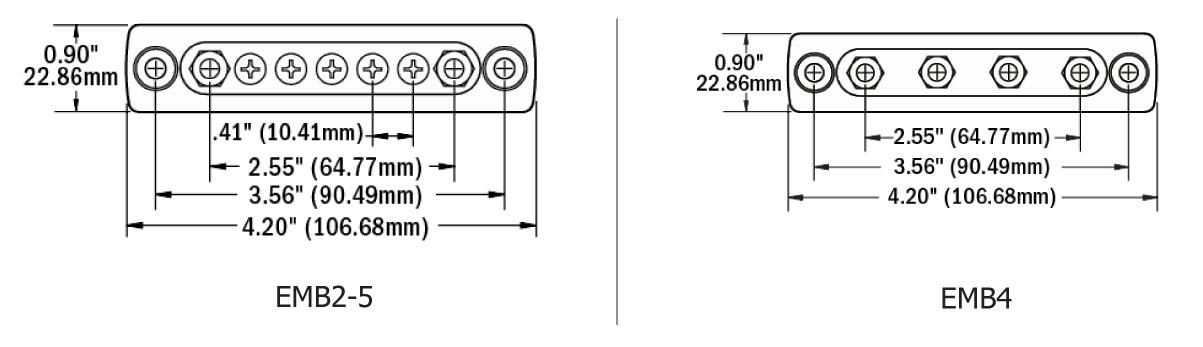 mini busbar 100 amp. Black Bedroom Furniture Sets. Home Design Ideas