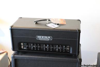Mesa Boogie Tc 50 Triple Crown 50 Head The Guitar Shop
