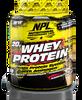 NPL Whey Protein Vanilla Ice Cream