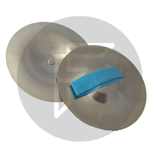 Cymbals for use in music classes and creative lessons