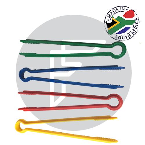 Giant plastic tweezers for children to develop fine motor control