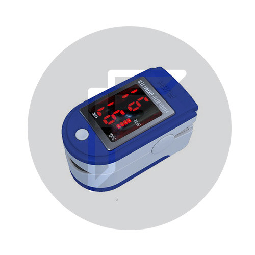 Pulse Oximeter 50 DL Fingertip with LCD
