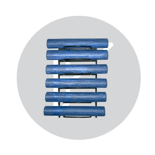Foam Roller Storage Rack