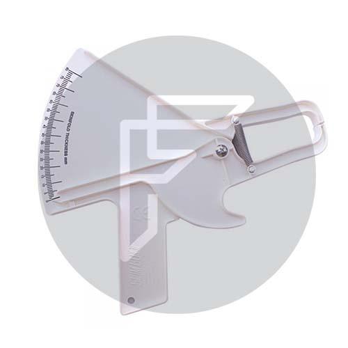 Slimguide caliper to measure body composition