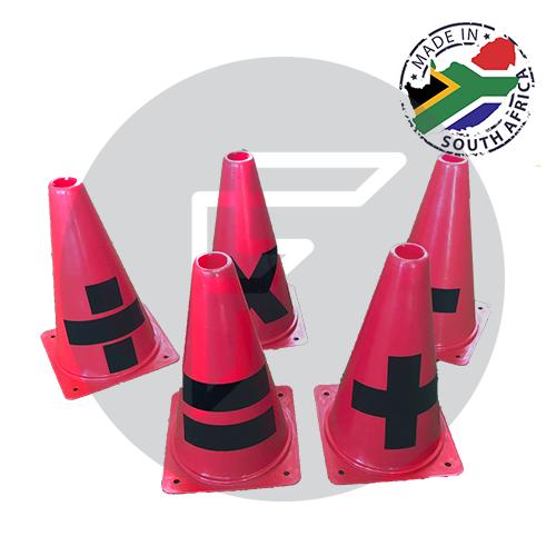 Symbol Cones - Set of 5