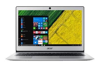"Acer Swift 1 - 13.3"" Intel Pentium 1.10GHz 4GB Ram 64GB Flash Windows 10 Home | SF113-31-P5CK"