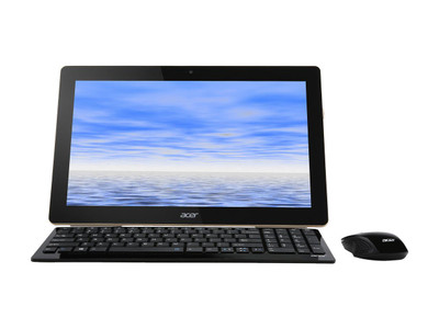 Acer Aspire Z3 - All-In-One Desktop Computer - Intel Pentium J3710 1.60 GHz 4GB - 8GB Ram 128GB SSD Windows 10 Home | AZ3-700-UR11