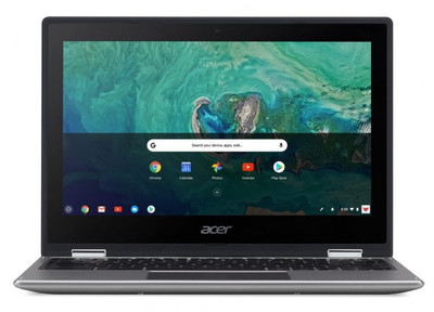 "Acer Spin 11 - 11.6"" Chromebook Intel Celeron 1.1GHz 4GB RAM 32 GB Flash Chrome OS