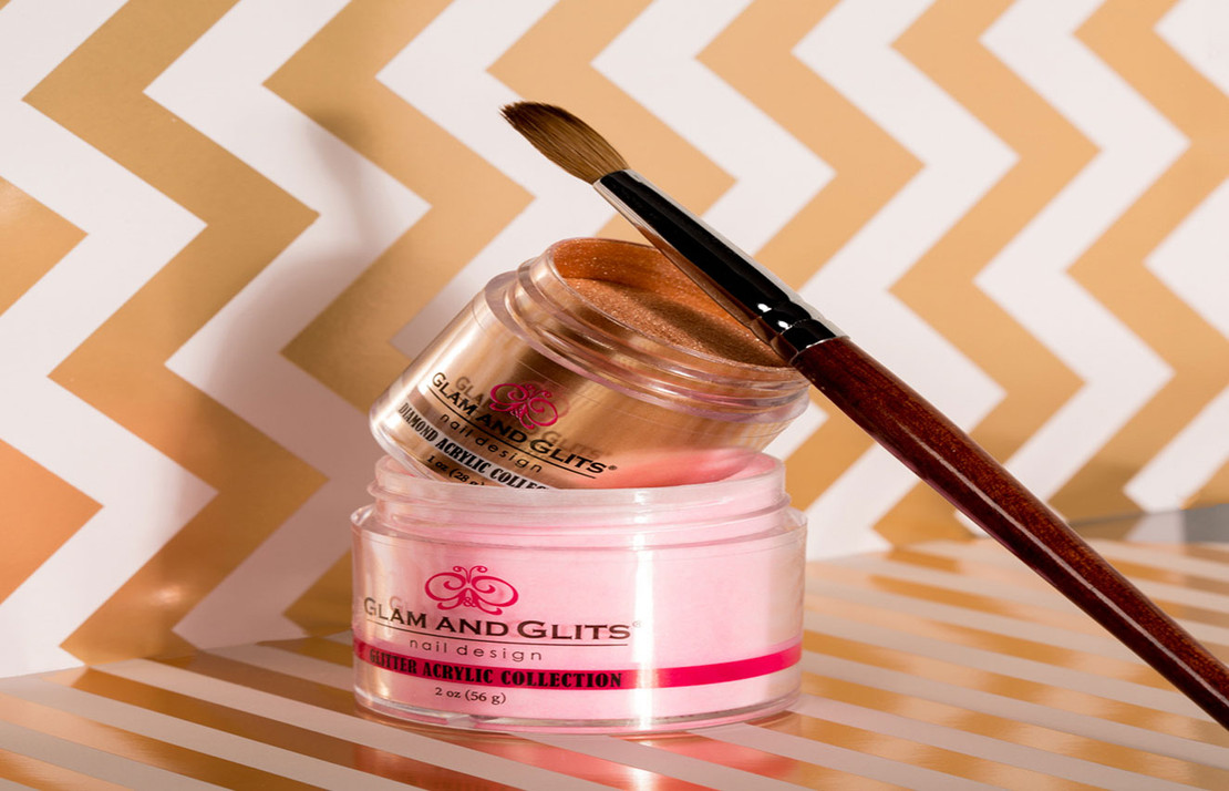 Everything You Need to Know About Acrylic Powder - Glam and Glits ...