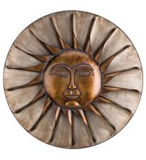 """EL SOL SUN WALL DECOR 29"""""""