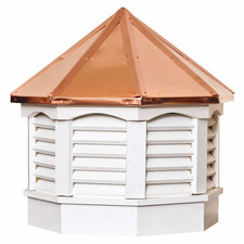 "The Gazebo Cupola - 18""sq. x 20""high"