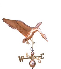 Landing Goose Weathervane 1