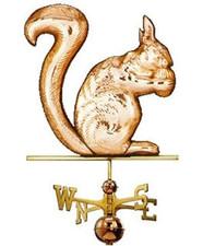 Squirrel Weathervane 1