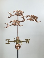 Three Mermaid Weathervane