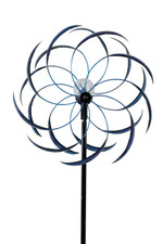 BLUE SEDONA SOLAR KINETIC WIND SPINNER