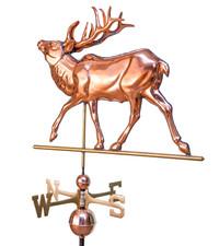 Elk Weathervane 1