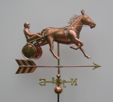 Trotter Weathervane