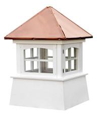 Windowed Oqunquit Cupolas