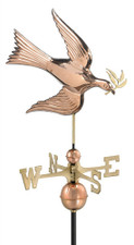 Peace Dove Weathervane 1