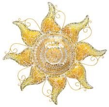"""MOSAIC SUN - GOLD 24"""""""
