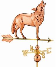 Wolf Weathervane 1