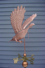 Flying Turkey Weathervane