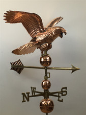 Large Classic Eagle Weathervane