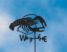 Lobster 2 Weathervane