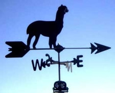 Alpaca Weathervane