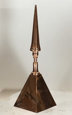 Castle Finial with cap