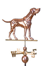 English Pointer Weathervane