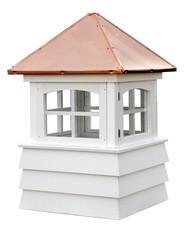 Windowed Kennebunk Cupolas