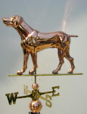 German Shorthair Pointer 2 Weathervane