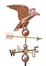 Classic Eagle Weathervane 1