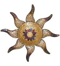 "MOSAIC SUN - BRONZE 21"""