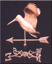 Woodcock Weathervane
