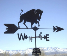 Buffalo Weathervane 1