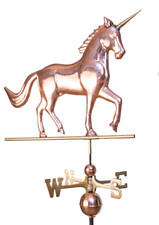 Unicorn Weathervane