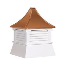 Shed cupola louvers pagoda roof