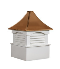 Arched Morton cupolas