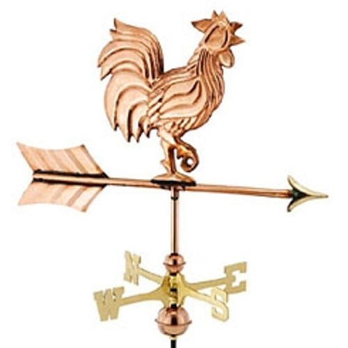Small Rooster Weathervane