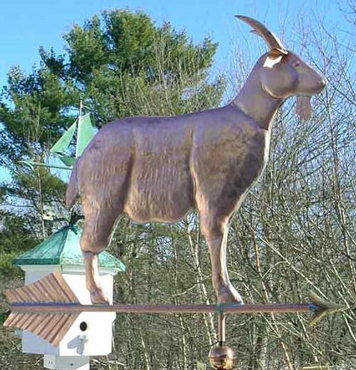 Large Goat Weathervane
