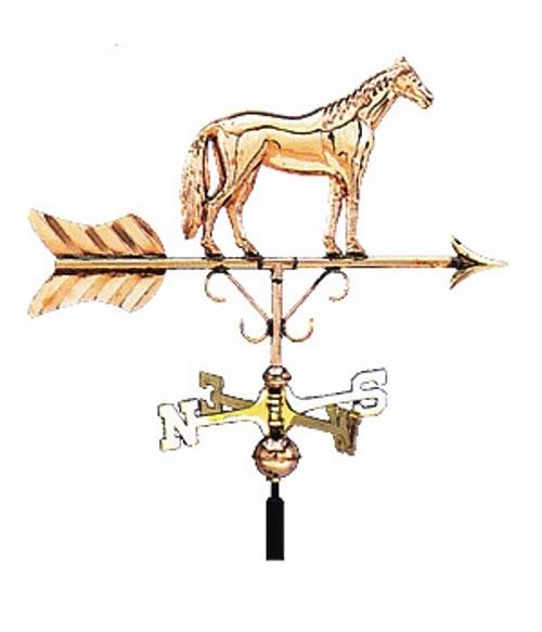 Small Horse Weathervane