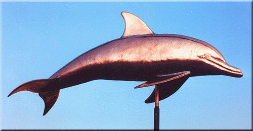 Dolphin Weathervane