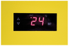 Heated Outdoor Metal AED Wall Cabinet (2105) thermostat